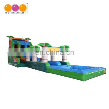 commercial adult big inflatable slides for sale