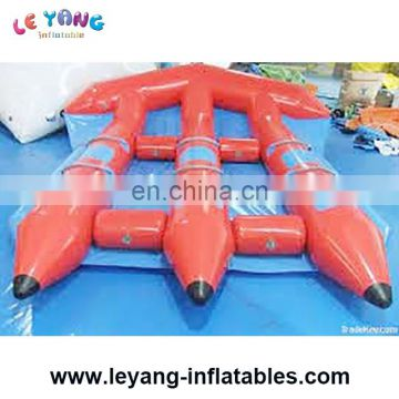 Inflatable Flying Fish Towable Inflatable Flying Fish Towed Banana Boat