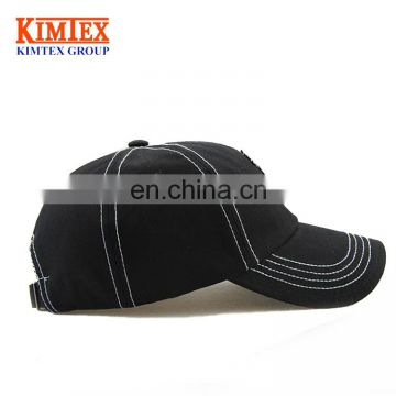 Manufacture Wholesale Custom Promotion Cotton Baseball Cap