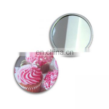 2016 single side pocket make up cosmetic mirror wholesale