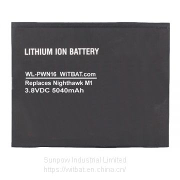 Netgear Nighthawk M1 battery W-10 308-10019-01