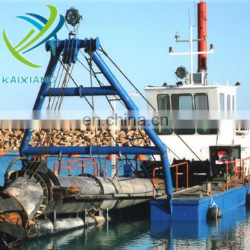 Working Capacity 500cbm/H Sand Dredger for Hot Sale