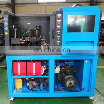 CR318 High Pressure Common Rail Diesel Fuel Injector Testing Bench