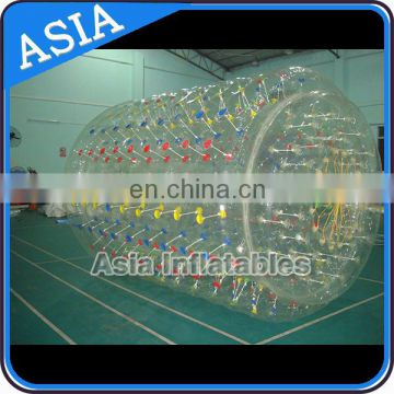 Human Water Zorbing Rolling Tube,Inflatable Water Roller Ball price