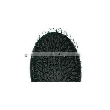 Popular in 2013 black color higher quality fusion hair extension wig comb