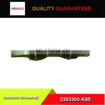 Constant velocity driveshaft 2303300-K85 for Haval H5