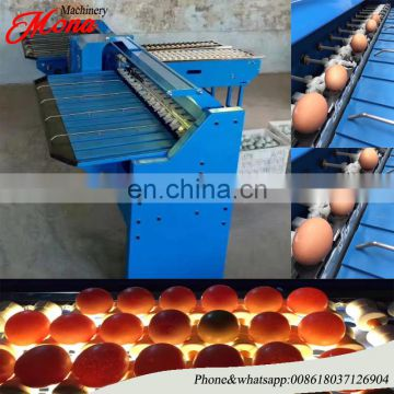 Factory price automatic egg grader, egg sorting machine, canding egg grading machine