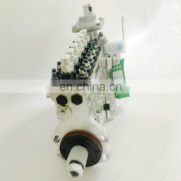 DCEC 6BT5.9-C175 Diesel Engine Wuxi Weifu Fuel Injection Pump 3977538 For Engineering Machine