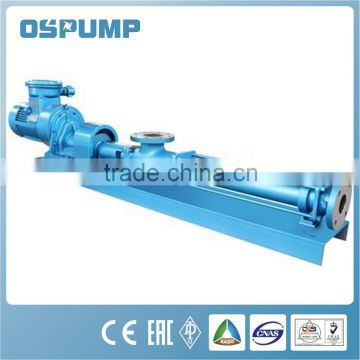 High Performance Chemical G Series Rotor Hydraulic Electric Slurry Pump