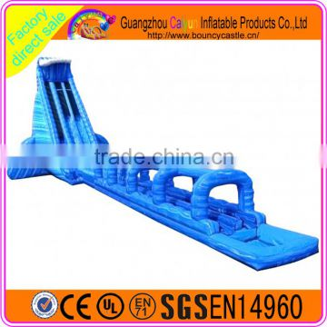 Hot Commercial Cheap Giant Inflatable Water Slide for Adult, Inflatable Pool Slide for sale