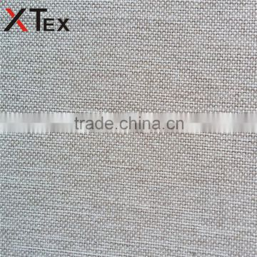 Wholesale Linen Fabric 280gsm Weight Needle Coating Sackcloth Sofa
