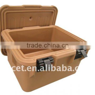 Rotomolded thermal food case&insulated food case&hot food case