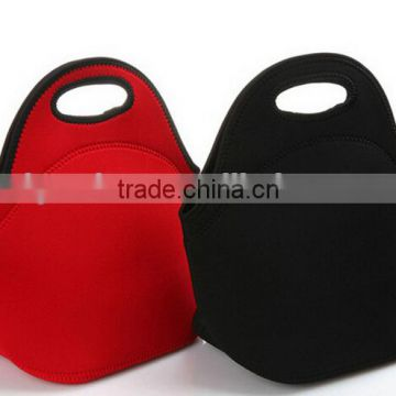 Alibaba China supplier direct sale neoprene warmer lunch box bag neoprene lunch box thermal bag