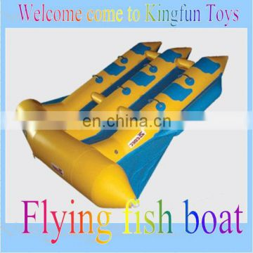 Guangzhou Inflatable fly fish for summer