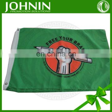 Short Delivery Nylon Polyester Different Creative Design Custom Flag