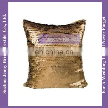 SQP003 embroidered pillow covers fancy beautiful smocking cushion cover