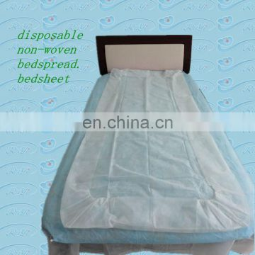 disposable bed sheet/ bed sheet fabric /new bed sheet design