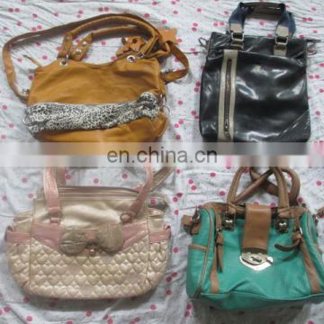 second hand quality bags in China used jute bags