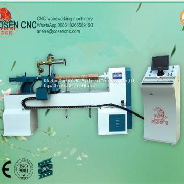 Wood Table Leg Making Cnc Machine From Best Lathe Machinery Factory