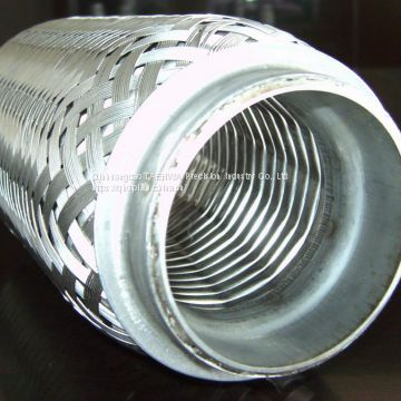 ISO/Ts16949certified Stainless Steel Flex pipe