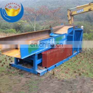 Well Priced gold sluice box for washing