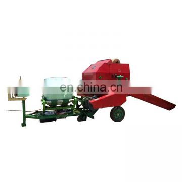 Competitive price hay baler machine with free spare parts