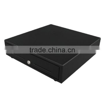Heavy Gauge Steel Material High Quality Black/Beige/Custom Type Color Cash Drawer IPCD07
