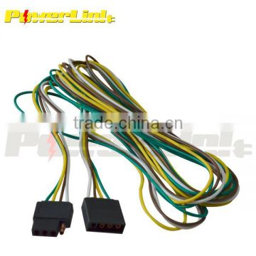 S20177 120in 4 Way Towing Trailer Hitch Light Wiring Tow ... on