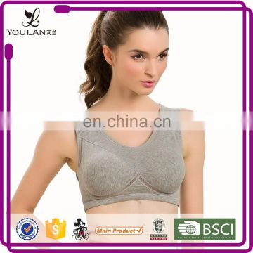 Hot Selling High Quality Wholesale Lingeire Strechy Cotton Bra