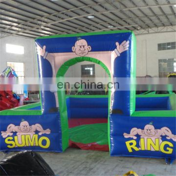 Hot PVC commercial popular backyard Inflatable Sumo Ring for sale