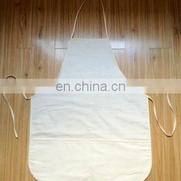 recyclable promotional cotton kitchen apron cooking apron