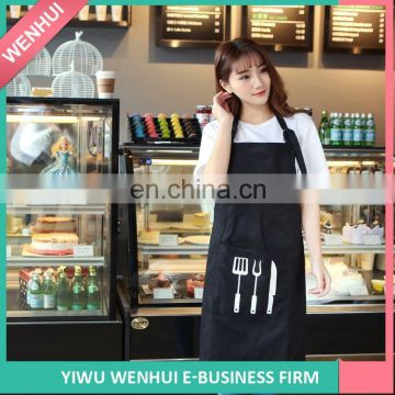 Modern style different types cotton chef aprons with good offer