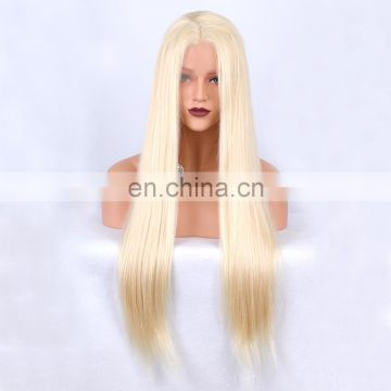 Wholesale black hair products blonde color 40 inch human hair wig