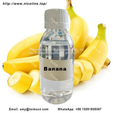 Concentrated Banana Flavour Liquid Used For Vape Juice