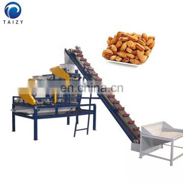 Shelling machine for almonds california almonds