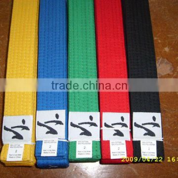 MMA belts made in china boao sports