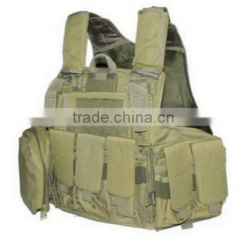 Outdoor large camouflage army military tactical vest                                                                         Quality Choice