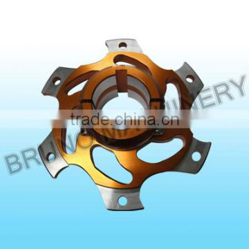 China motorcycle accessories Alloy aluminum quick change