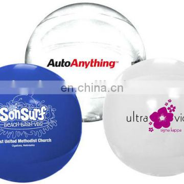 Transparent Beach Ball Toy Inflatable