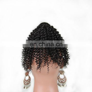 Youth Beauty hair 2017 Best saling top quality virgin human 9A grade brazilian hair weaving in kinky curl wholesale price