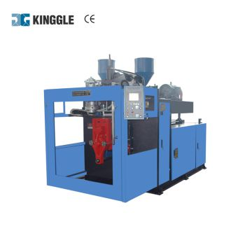 New condition high speed single station bottle extrusion blow moulding machine price