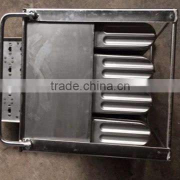 Food safety standard CE Commercial Hard popsicle making machine