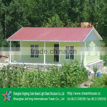 cheap prefab homes/1 bedroom mobile homes/prefabricated houses