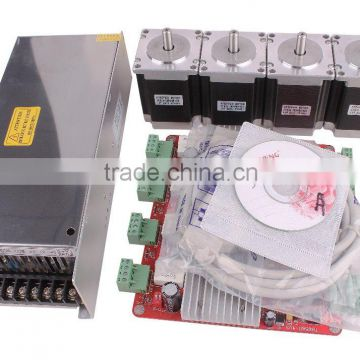 TB6560 4 Axis Driver & Nema 23 Stepper Motor 57BYGH76 CNC Mill Router kit                                                                         Quality Choice