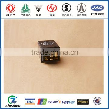 Dongfeng EQ 153 TRUCK PARTS 12V automotive Wiper relays 37N-35020-A