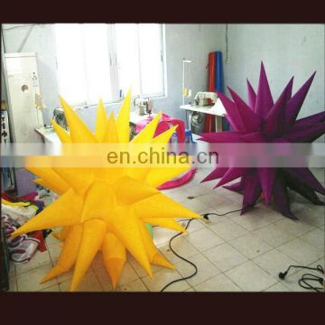 Artistical Magic inflatable star for party decoration