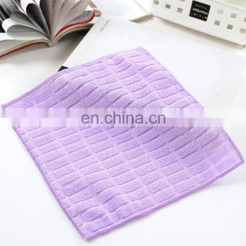 Promotional waffle 100% cotton kitchen hand towel