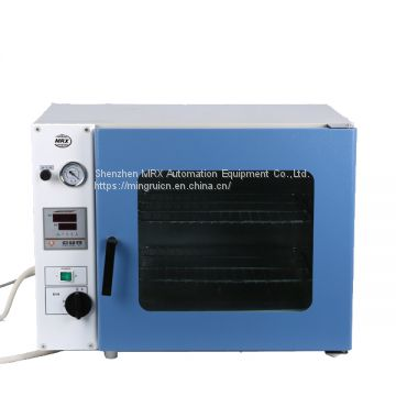 Battery lab equipment vacuum oven for Li-ion/Lithium battery research