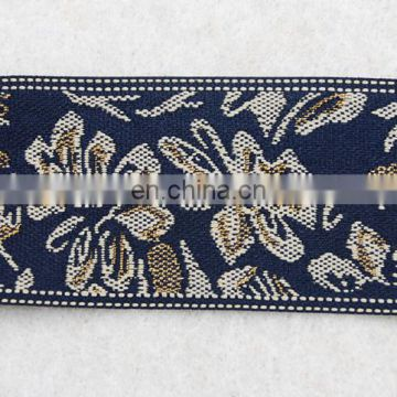 New fashion classical style embroidery ribbon