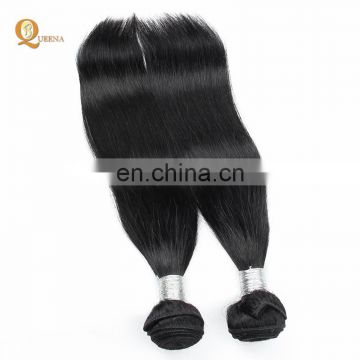 Wholesale Hair Piece Hair Extension Dropship Remy Indonesia Human Hair